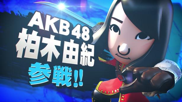 スマブラにAKB48が参戦5
